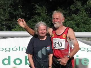 Seniorzy Barbara i Michał Dobrodzieńska Dycha 2011